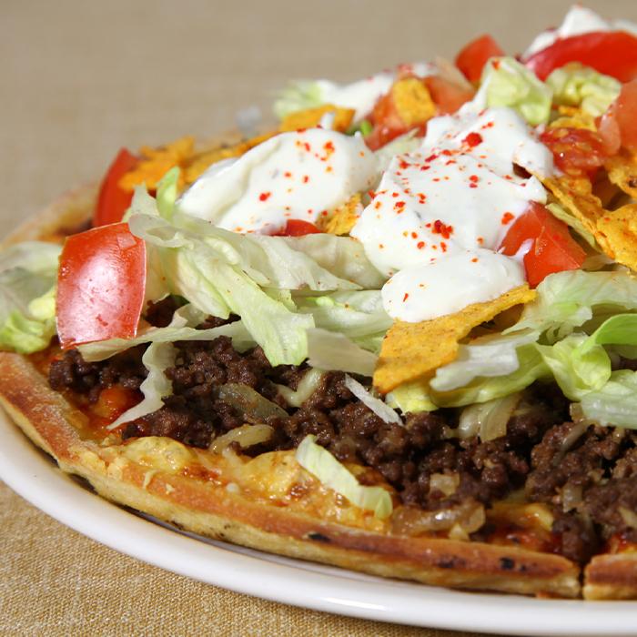 Chorizo Taco Ring Recipe