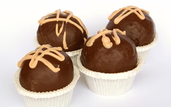 El Popular Chocolate Chorizo Cookie Balls Recipe