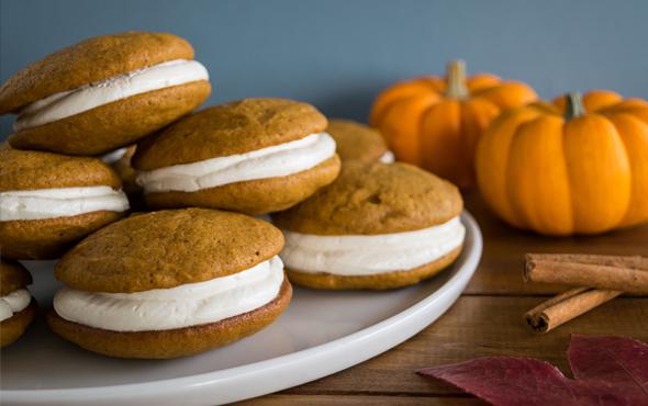 El Popular Pumpkin Chorizo Whoopie Pies Recipe