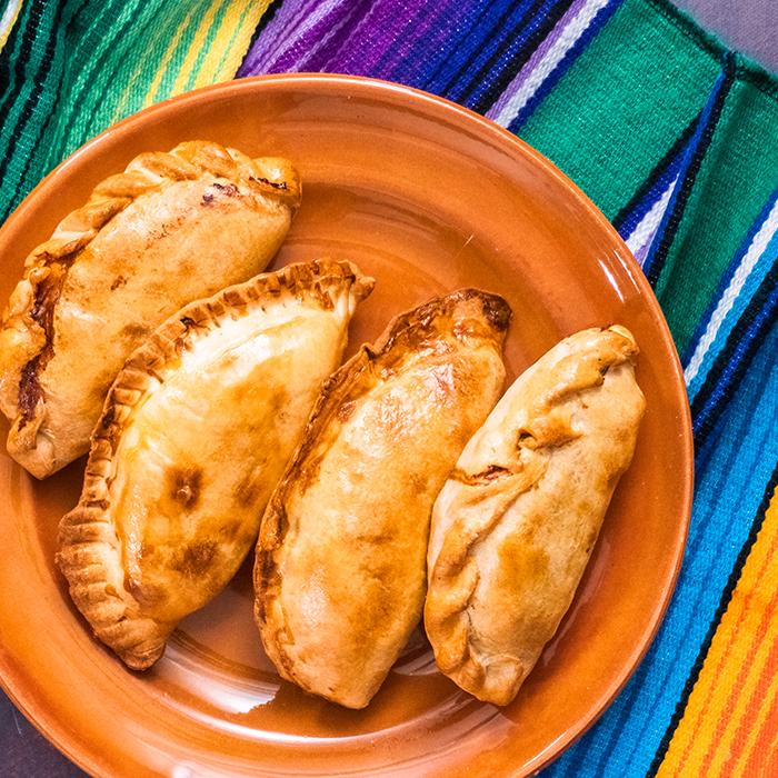 Chicken Mole Empanadas Recipe