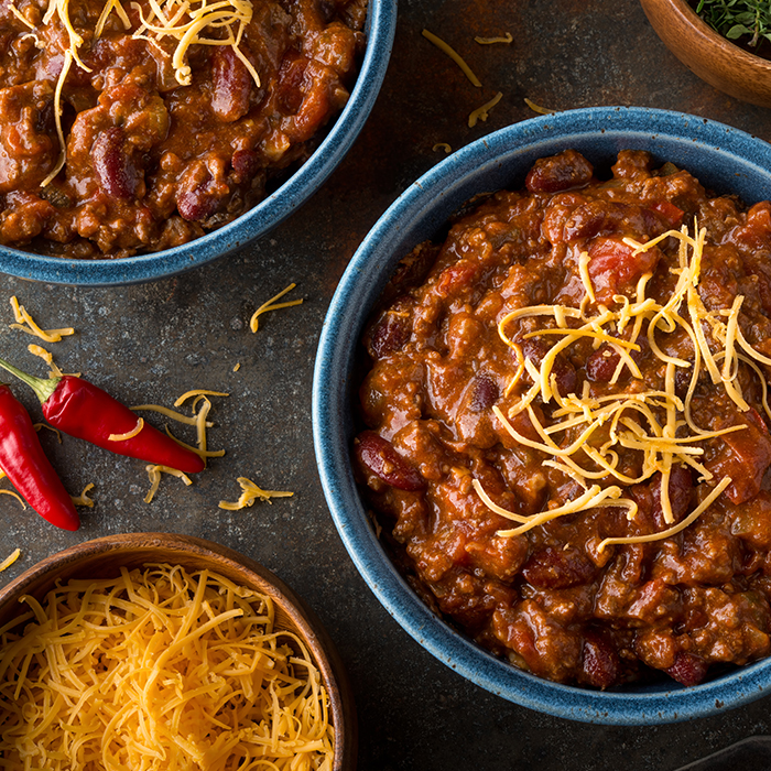 Mole Chili Recipe