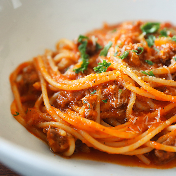 """Spaghetti """"El Popular"""" Recipe"""
