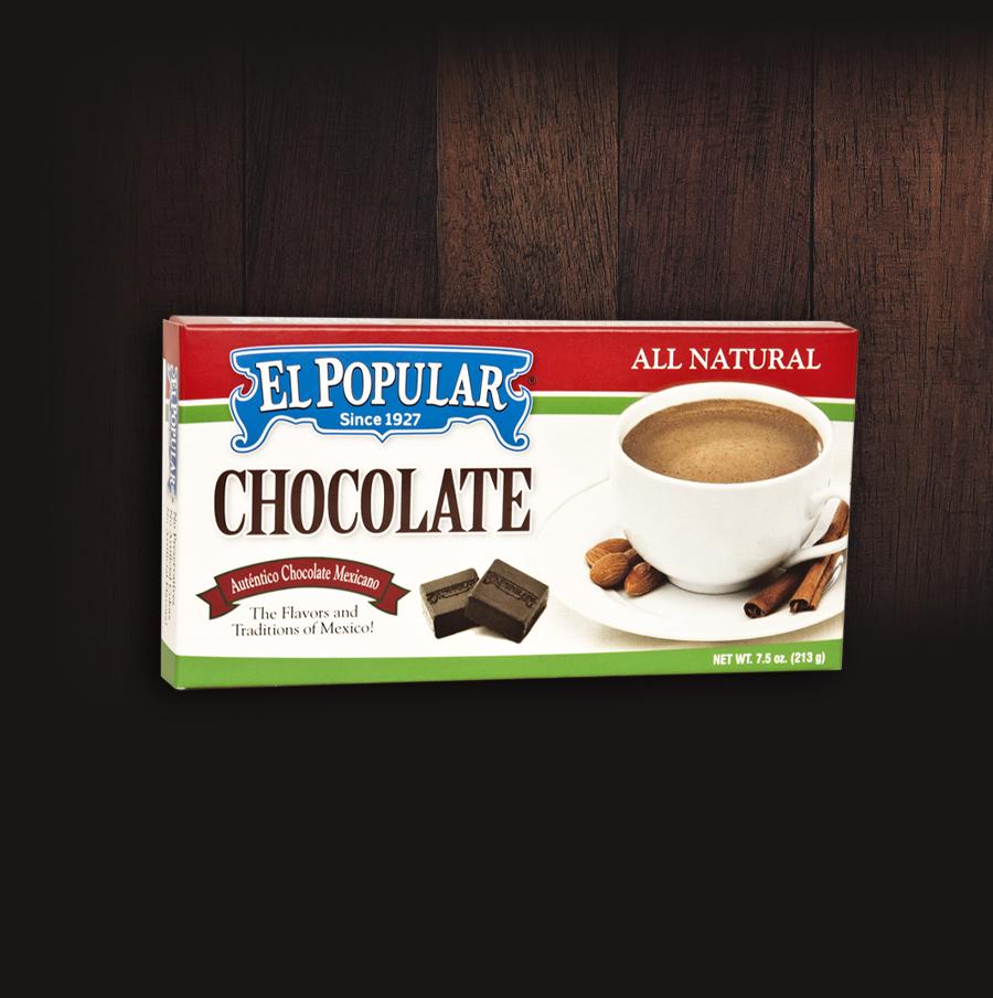 El Popular Mexican Chocolate